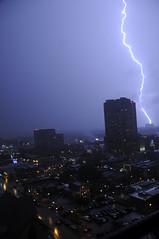 Austin Texas Lightning June 11, 2009  Un-edited