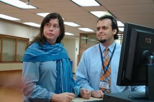 Entrevista sobre Alfabetización Informacional (4/6)