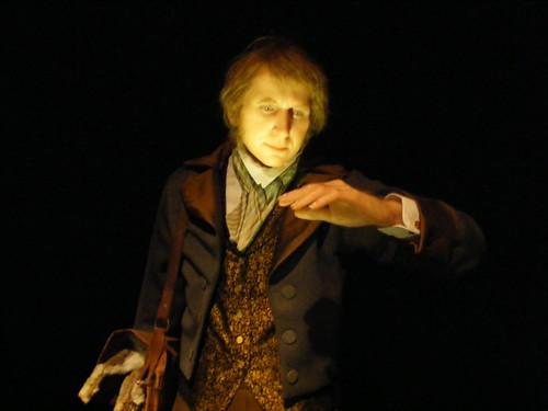 Young Charles Darwin, Darwin Exhibition @ Gulbenkian