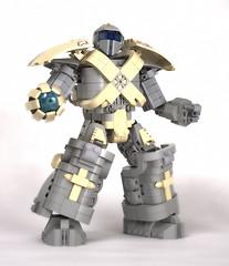 Mecha Prototype Alpha Zero