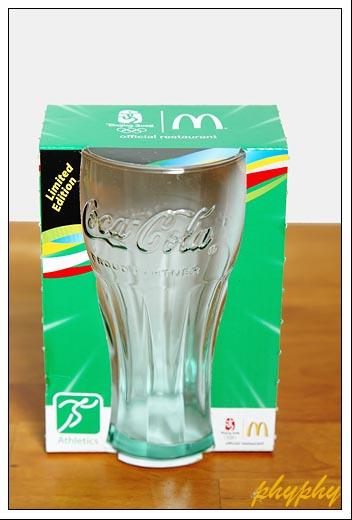 《瘋奧運》可口可樂奧運經典曲線杯 @ phyphy隨意貼 :: 痞客邦