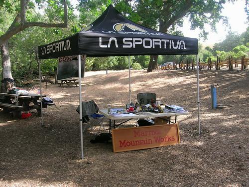 La Sportiva  Booth