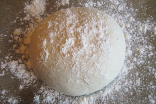 Garlic Bread Dough