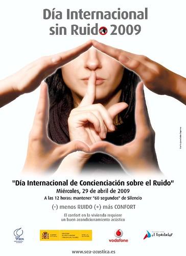 Día Internacional sin Ruido 2009.