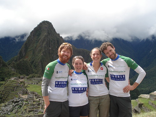 Revolution Cycle-Machu Picchu