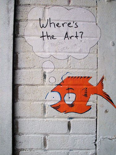 Where's the Art?