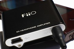 FiiO E5 Headphone Amp