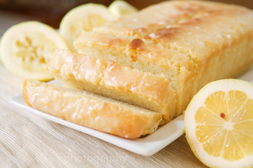 Low-Fat Lemon Yogurt Cake