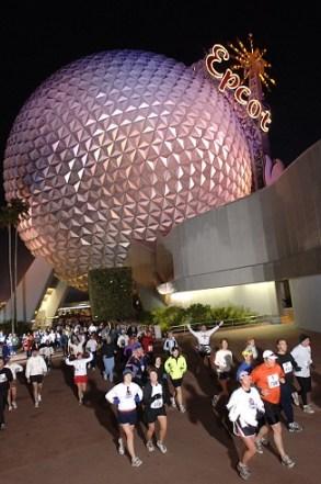 Florida Holidays - Disney marathon