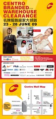 Centro Branded warehouse sale