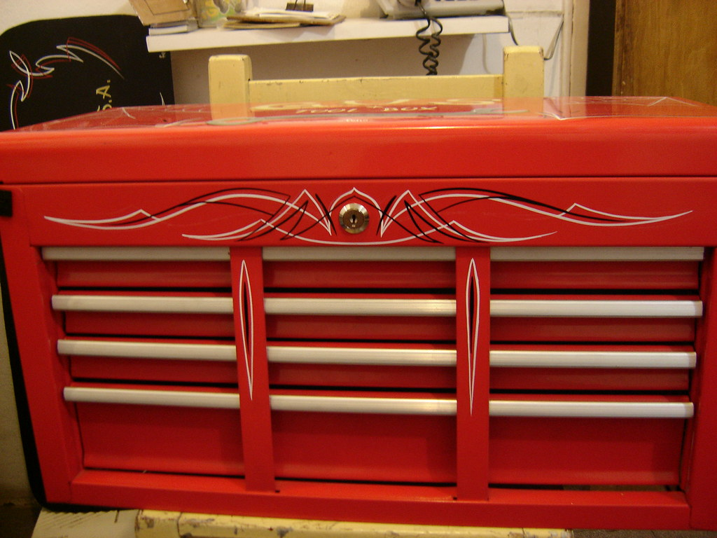 hight resolution of tool box pinstriping by feno feno artworks tags art argentina buenosaires expo