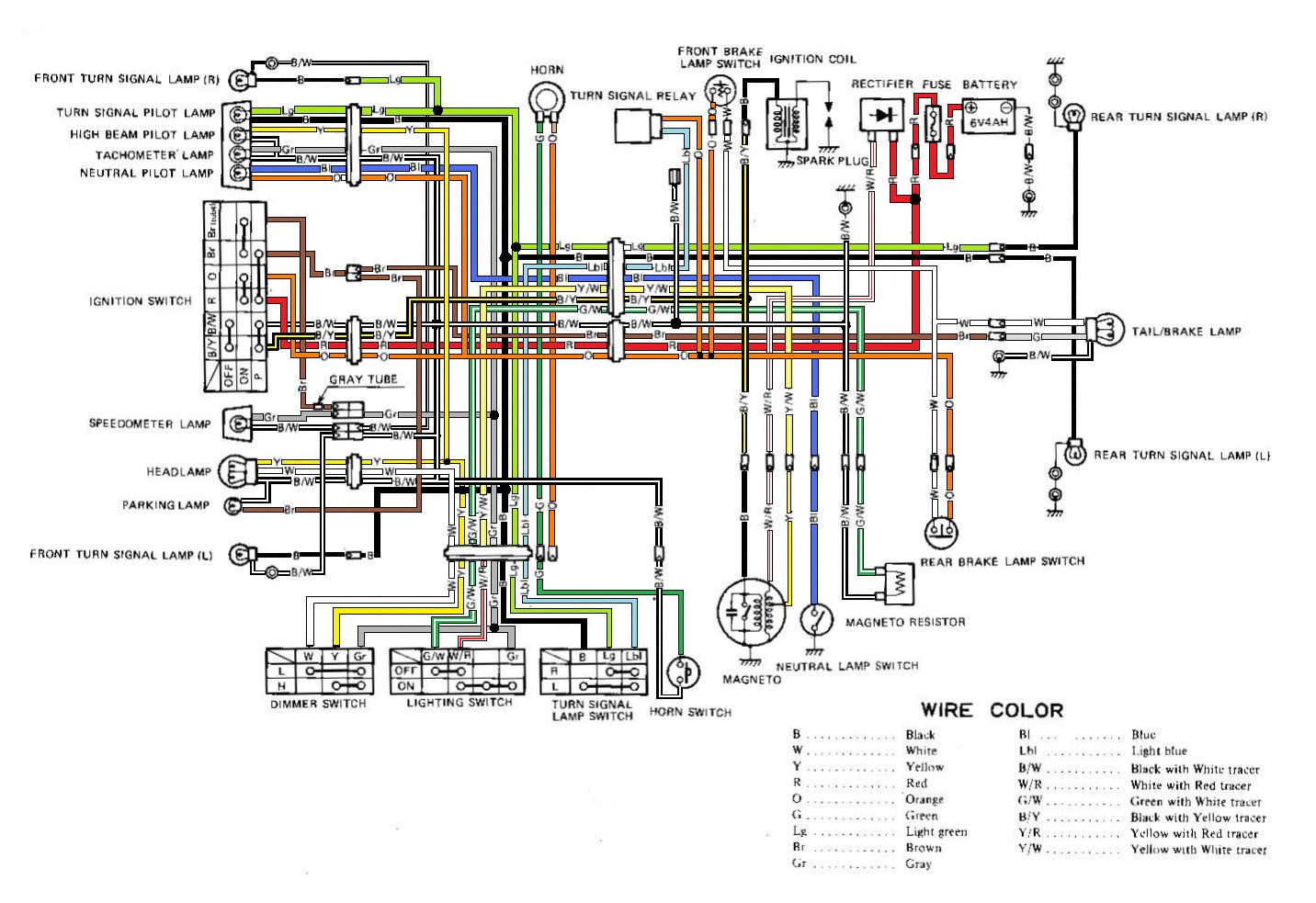 hight resolution of suzuki ts250 wiring diagram wiring diagram schematics suzuki gsxr 750 wiring diagram suzuki gt380 wiring diagram