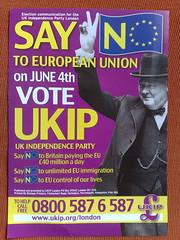 UKIP election propaganda