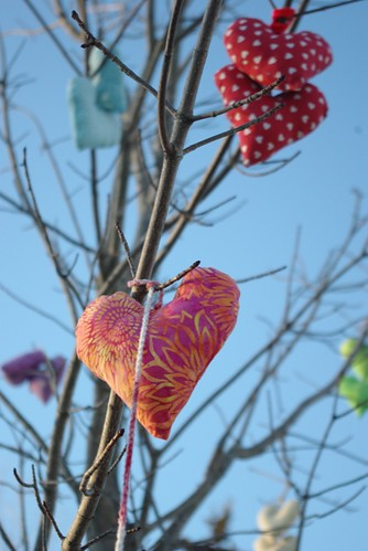 Hearts in Trees