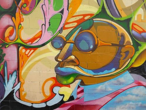 Amazing Turk Street Mural 7