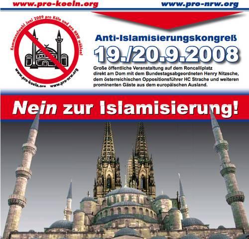 Antiislamisierungskongress 2008