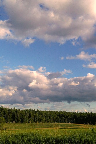 Deerfield Clouds