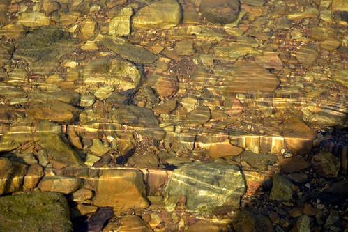 rocks under water 4