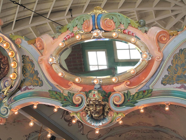 carousel detail
