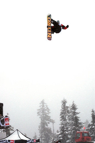 Sebastien Toutant - Heat 2, Run 1 - Backside 720