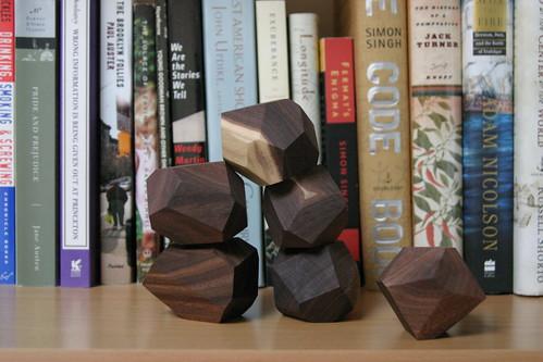 Zen Blocks - a belated Birthday Gift