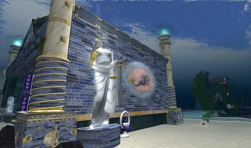 Fantasy Faire 2009 - The Mer Market VII