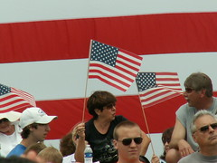 July 4th 2009: Northville Tea Party