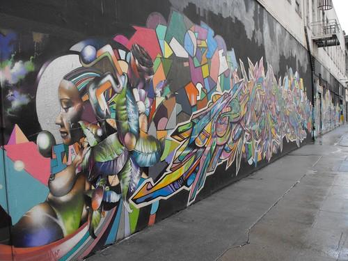Amazing Turk Street Mural 1.5