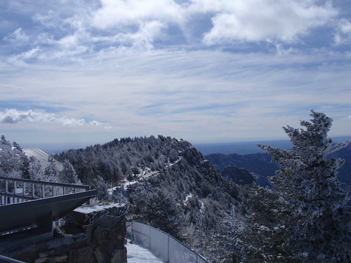 mountaintop.