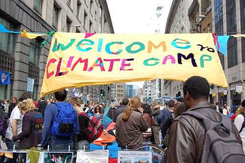 Welcome to Climate Camp