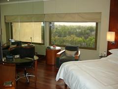 Hotel room, Hyatt Regency Delhi