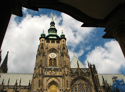 St Vitus Cathedral by you.