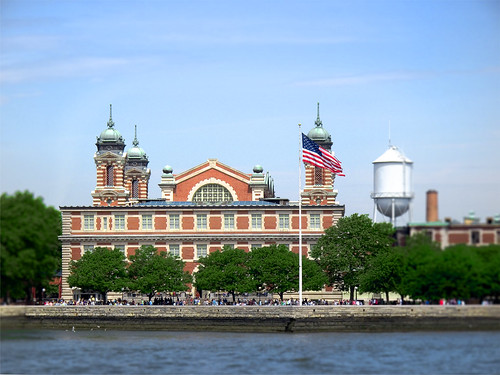 Ellis Island by you.