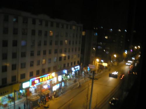 Kunming at night
