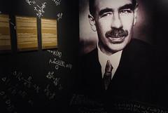 EUROPA Exhibition, John Maynard Keynes