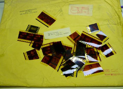 Star Trek TOS Cutting Room Floor Clippings: The Rocketeer / Kevin Trotman