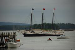 Tall Ship in Stonington