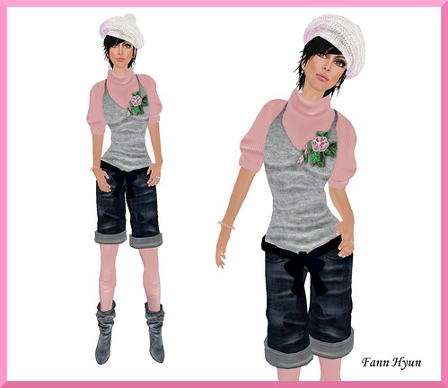 Fann-tastic Look of The Day - Sweet Casual