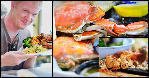 crab feast in Anapolis
