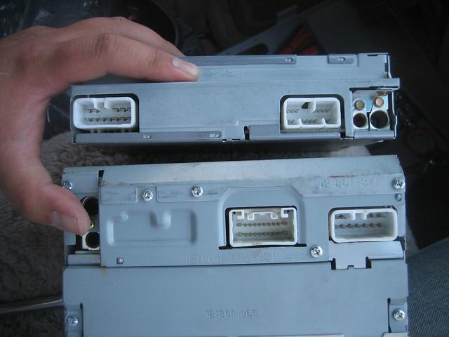 2004 Toyota Sienna Audio Wiring Diagrams