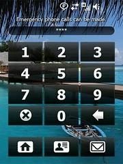 Windows Mobile 6.5 dialer