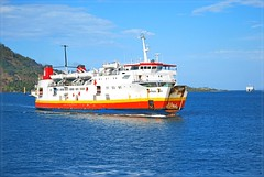 Bahuga Jaya Boat