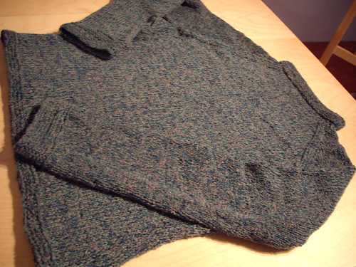 Yarnia Raglan Sweater - Wool & Bamboo