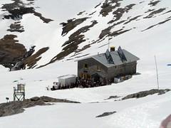 El refugio de Goriz