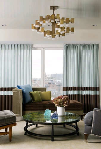 pictures of colors for living room decorating with brown sofa color+inspiration: blue+brown