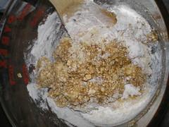 Swamp cookie proto-dough