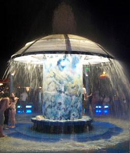 Bonnaroo Fountain