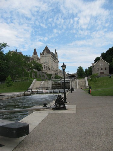 Bytown Museum and Rideau Canal