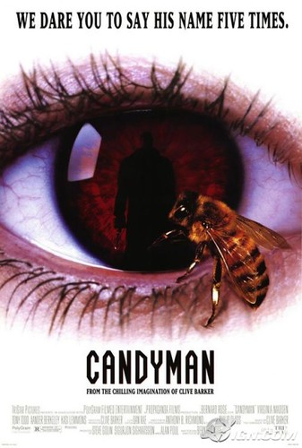 candyman poster by you.