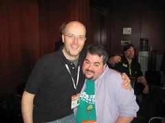 Shawn Morton and Jason Falls - SXSW 09